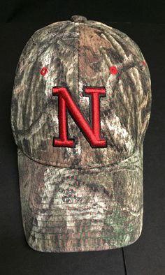 92c8bbe129bd5 Nebraska Cornhuskers Camouflage Flex Fit Hat Cap  Zephyr   NebraskaCornhuskers