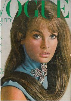 Jean, US Vogue, 1st October 1967