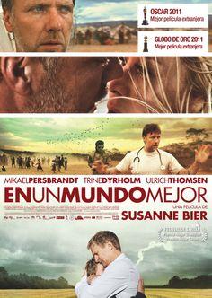 En un mundo mejor [Material gráfico] / Director, Susanne Bier.-- Dinamarca : [s.n.], 2010 1CAR/161
