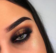 Dark Neutral Makeup   #neutral #makeup