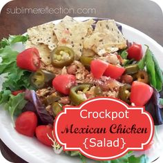 We love Mexican food at my house! This Mexican chicken recipe is so easy and versatile! I love that I can dump it all in the crockpot in the morning and not have to worry about it all day. I make it almost every week in some variation. You can make just the meat, or …