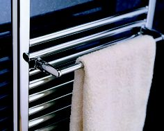 Towel rails and bathroom heaters designed to provide both heat and style in any interior. Feature Radiators' range includes electric and dual fuel models. Flat Panel Radiators, Column Radiators, Bathroom Heater, Bathroom Radiators, Traditional Towel Radiator, Stainless Steel Towel Rail, Mirror Radiator, Towel Heater, Warm Bathroom
