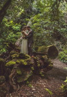 The Photogenic Lab - BRIAN + JESSICA // MUIR WOODS, CA