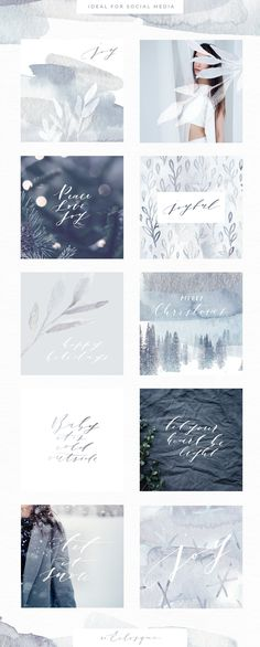 NEW - Gold foil backgrounds - --- Merry Everything is a stylish, elegant and unique hand crafted design kit for trendy and feminine design lovers! Gold Foil Background, Paint Background, Luxury Background, Christmas Graphic Design, Blog Design, Creative Design, Watercolor Texture, Social Media Graphics, Design Crafts