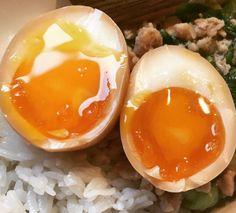 話題沸騰中!真似したくなる辻仁成さんの「半熟煮卵」レシピ - macaroni