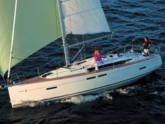 Sun Odyssey 419 - Feeling Fine Yacht details - Navigare Yachting