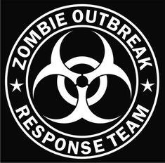 Zombie Outbreak Response Team White Die-cut Vinyl Decal Sticker www.tdcdecals.com,http://www.amazon.com/dp/B003CMIH2Q/ref=cm_sw_r_pi_dp_qkwctb1EV0JVATP2