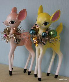 Pastel pair with DIAMONDS!