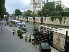 Seine River- Paris Trip