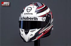 Racing Helmets Garage: Schuberth Auto