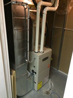 Gibson propane furnace, 95 AFUE two stage with ECM blower
