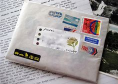 AIRMAIL STICKERS LETTER by ampster, via Flickr