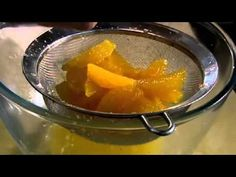 Gordon Ramsay's Crepe Suzette recipe from The F Word.