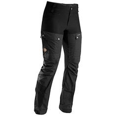 Introducing Fjallraven Keb Trousers  Womens Black 36 EU. Great product and follow us for more updates!