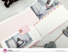 álbum fotos comunión Anita y su mundo