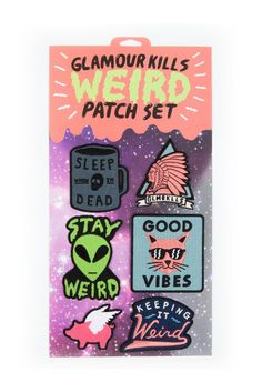 Weird Patches                                                       …