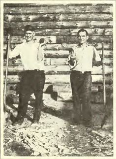 Members of Frank R. Stiles Post of North Adams, Massachusetts, dug at the site of the pre-Revolutionary War Fort Massachusetts and unearthed two rusty cannon balls, and various other relics to help furnish a replica of the fort built for the Massachusetts Tercentenary. (Image from The American Legion Monthly, Volume 10, No. 4, April 1931)