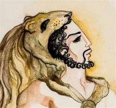Greek History, Illusion Art, Ancient Greece, Illusions, Kai, Geek Stuff, Wolf, Parenting, Decor