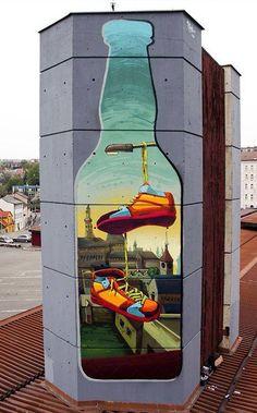street art blog, urban art, graffiti art, mr pilgrim, street artist, c215, online shop, buy art online. #streetart