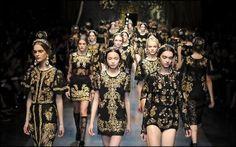 barroco moda - Pesquisa Google
