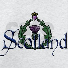 """My aunties in Scotland would send us a Scottish calendar every year, and it always said """"Frae Bonnie Scotland"""" on everything she sent. Pretty special. One sent a silver tea service when I was married!!."""