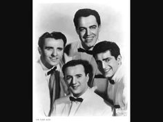 The Four Aces - Shine On Harvest Moon (1955)...another song mom use to sing to me...must have reminded her of her mom! :)