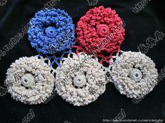 Esquemas de tejer de varios colores. Discusión sobre LiveInternet - Servicio de…