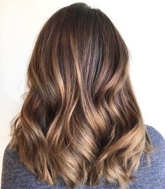 Top 50 women's hairstyles for women in 2019 в 2019 г. hair s Balayage Hair Blonde, Ombre Hair, Balayage Hair Tutorial, Hair Color And Cut, Hair Videos, Fall Hair, Hair Looks, Pretty Hairstyles, Hair Trends