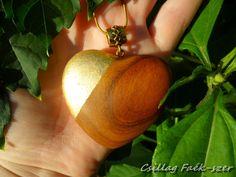 wood pendant Drop Earrings, Pendant, Wood, Fashion, Moda, Woodwind Instrument, Fashion Styles, Hang Tags, Timber Wood