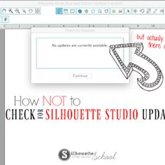 Silhouette Studio Packet Size: Why You SHOULD Change the Default - Silhouette School