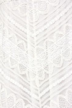 With a flower in your hair, and a pretty smile, you'll be absolutely irresistible in the Beneath the Garden Arbor Ivory Lace Maxi Dress! A breathtaking ivory lace overlay with ornate appliques, descends from the straps of the squared-off neckline into a princess-seamed bodice. Elastic secures the strappy open back, while ruffling tiers of crocheted and eyelet lace trim the full, maxi-length skirt. As Seen On Carmella of @melwitharosee, Hanna of Hanna Montazami blog and Emily of @emilyrose...