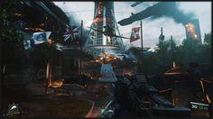 Call of Duty: Infinite Warfare ist ein unterhaltsamer Ego-Shooter mit coolen Weltraumschlachten dessen Charaktere aber langweiliger kaum sein könnten - http://www.jack-reviews.com/2016/12/call-of-duty-infinite-warfare-review.html
