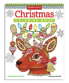 Look at this #zulilyfind! Christmas Coloring Book #zulilyfinds