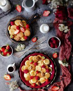 Tcharek msaker : Corne de Gazelle - La Casbah des Delices Gua Bao, Bao Buns, Direction, Hui, Moment, Cookies Et Biscuits, Acai Bowl, Breakfast, Food