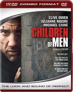 Children of Men [2006] HD DVD This was fantastic 5*****