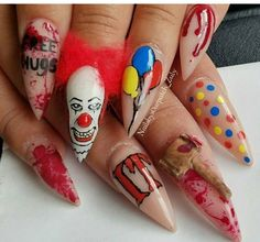 Online scheduling and calendar management for small businesses. Web-based appointment and class scheduling that instantly makes your business more successful and your life easier. Funky Nails, Dope Nails, Nails On Fleek, Swag Nails, Halloween Acrylic Nails, Halloween Nail Designs, Best Acrylic Nails, New Nail Designs, Beautiful Nail Designs