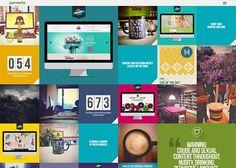 Flat UI Websites Design - 1