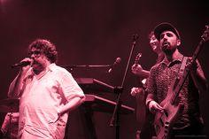 Cuarteto de Nos en Café Iguana, Monterrey 22/08/15