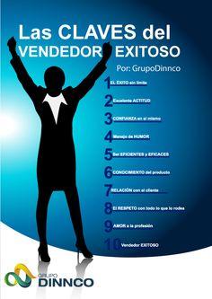 Las claves del vendedor exitoso. Grupo Dinnco