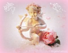 FREE Angels of Love Tarot Guidance for Vday!