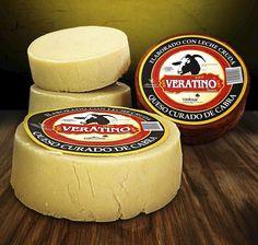 Queso curado de cabra Veratino www.laveratabarata.com
