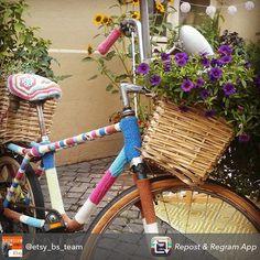 Amazing Unser buntes Braunschweig flowkleinefreuden urbanknitting bicycle u