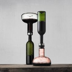 Love this - have this!  Wine Breather Carafe by Menu