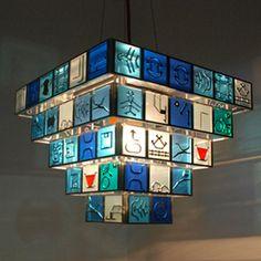 perspex chandelier - Google Search