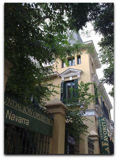 Restaurante La Favorita, Madrid, where the wait staff performs opera as you eat