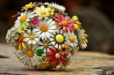 CUSTOM Quinceañera Quince Años Brooch Bouquet  by LionsgateDesigns