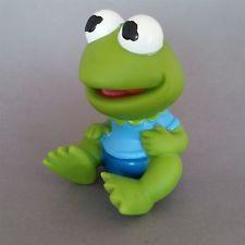 80s Baby Kermit Vinyl Figure Muppet Babies Vintage Hasbro 4 inch Christmas Barbie, Christmas Pajamas, Toys For Girls, Kids Girls, Muppet Babies, Candy Crafts, Holly Hobbie, 80s Kids, Girls World