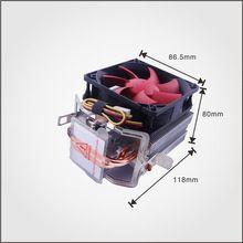 High performance Aluminum heatsink CPU cooler copper heatpipes for PC cooling#aluminumheatsink #chinamanufacturer #heatpipe