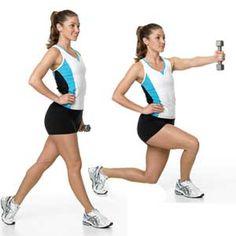 Women's Health workout