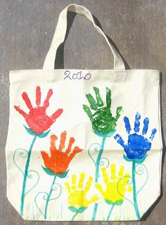 father's day handprint gift ideas